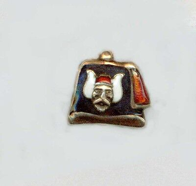 MINI Vintage SHRINER  LAPEL PIN Unusual