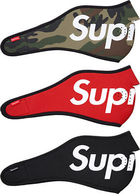 Supreme Neoprene Face Mask Anti Fog Protective Breathe Guard Skateboards Masks