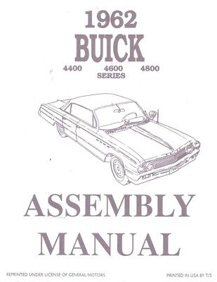 1959 Buick Owners Manual 59 LeSabre Invicta Electra and 225 Owner Guide Book