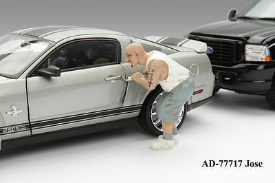 Locksmith   -1/24 - G Scale figure - NEW from American Diorama