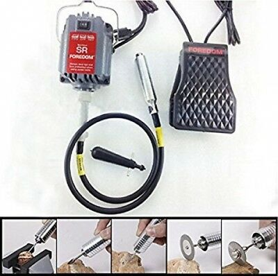 ParaCity FOREDOM S-R Hanging Flexshaft Mill Jewellry Design and Repair Tools