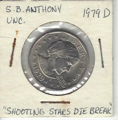 Susan B Anthony Error Coins  Lot Of 2