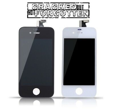 iPhone 4G GSM CDMA & 4S LCD Display Glass Screen Digitizer Assembly Replacement