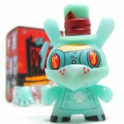 The 13 Horror Comes Slithering Back Brandt Peters Kidrobot #12 Dr Noxious 3/40