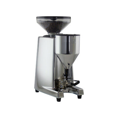 Nuova Simonelli G60 Espresso Grinder On Demand - Chrome *NEW* Authorized Seller!