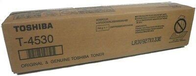 1 Genuine Toshiba T-4530 Black Toner Cartridge E STUDIO 205L 255 305 355 455