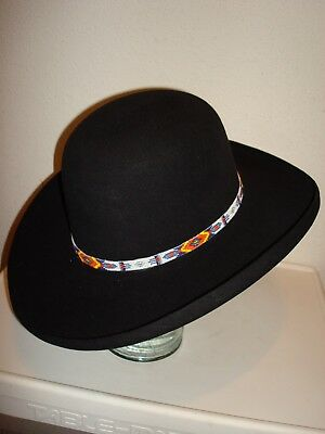 Seratelli10X Felt Hat size 7&3/8