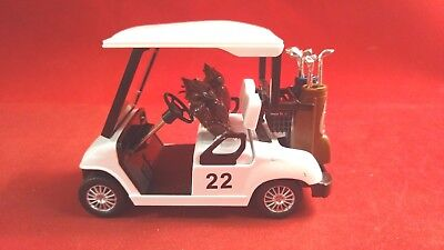 *Taxidermy Entomology Anthropomorphic Ox Beetle Golf Cart Course Outing-insect