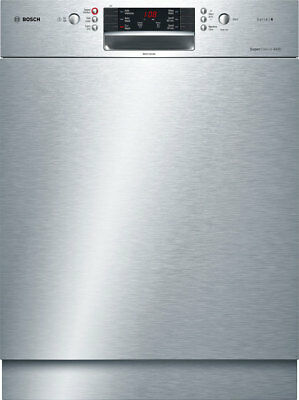 Bosch - Series | 6 - 60cm Built-under Dishwasher - SMU66MS02A WELS 5 Star