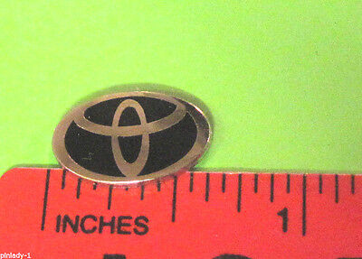 TOYOTA emblem - hat pin , hatpin , lapel pin , tie tac  , hatpin  GIFT BOXED jr