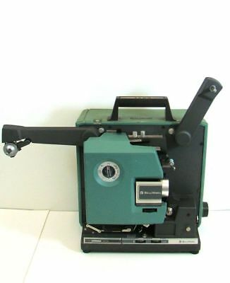 Vintage Bell & Howell 16mm Filmosound Projector Model 1585C w/Autoload & Focus