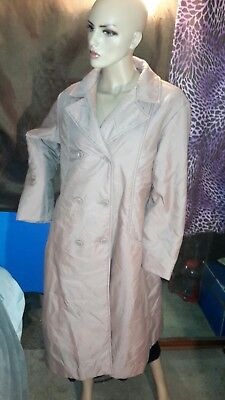 Bromleigh - Womens Vintage Coat - Trench Coat