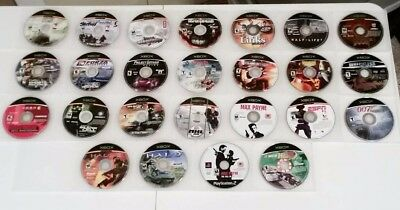 Wholesale Lot of 50 Original XBox Video Games All Tested/Working