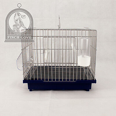 Bird Cage for Canaries and Goldfinches   Inc Gift   FREE Shipping