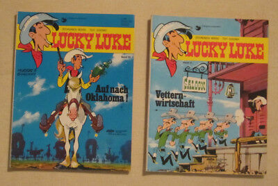Lucky Luke - Band 21 + 29