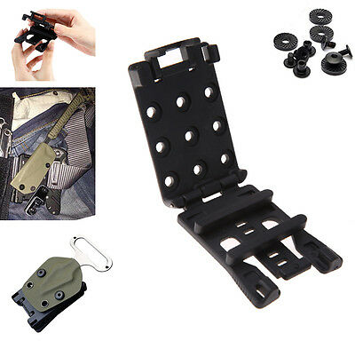 TEK-LOK ADAPTER - Messer Survival Molle Holster Outdoor IFAK Zelt EDC MRE BW US