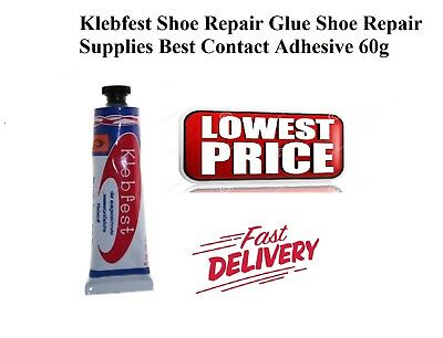 Klebfest Shoe Repair Glue Super Strong Contact Adhesive 60g