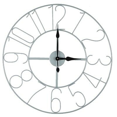 NEW Oasis Living Tempo Outdoor Clock By Spotlight
