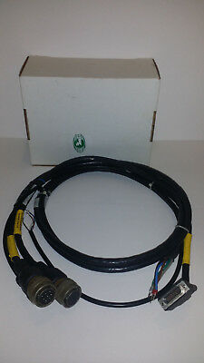 Emerson Control Techniques CFCS CMDS Servo Cables Set EP / EN Working Tested