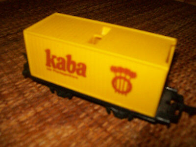 Faller  Spur 0  Hit Train.  Kaba. Wagon