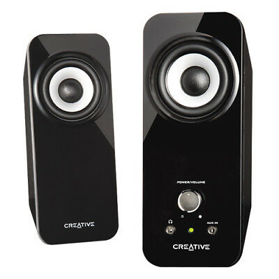 Multimedia Speaker System Creative Inspire T12 2.0  High Performance Drivers