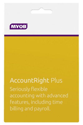 New MYOB - AccountRight Plus from Bing Lee