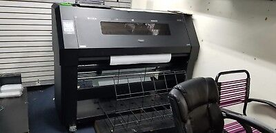 """Summa DC5sx 30"""" Thermal Printer Cutter - Industrial grade for sign making & more"""