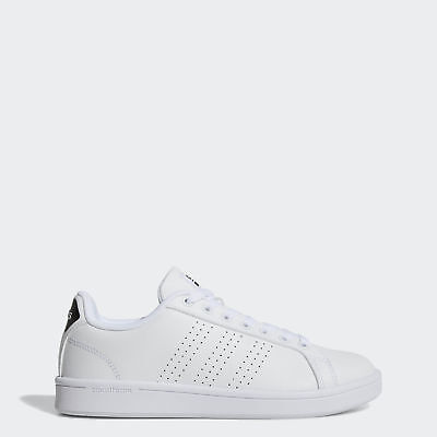 adidas Cloudfoam Advantage Clean Shoes Women's White