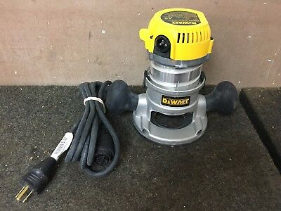 Dewalt dw616 1 34 horsepower fixed base router new 14109 picclick dewalt dw616 1 34 hp fixed base router greentooth Gallery