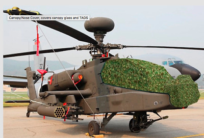 Helicopter Canopy Cover AH-64