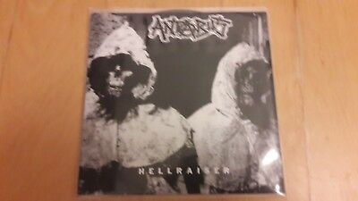 Antabus EP - Hellraisers Discharge, Skitsystem, Disfear, Hellbastard