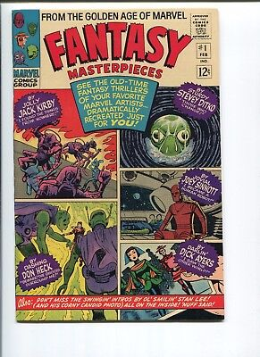 Fantasy Masterpieces #1  9.2  Nm-  Strictly Graded!  One Owner !  Nice Pages!