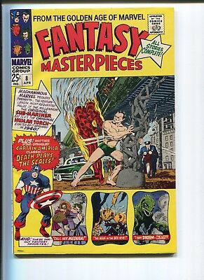 Fantasy Masterpieces #8   9.0  Vf/nm   Strictly Graded!  One Owner !  Nice Pages
