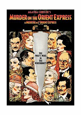 Murder on the Orient Express New