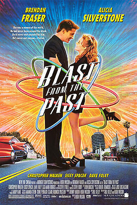 Blast from the Past Original D/S Rolled Movie Poster 27x40  1999  Brendan Fraser