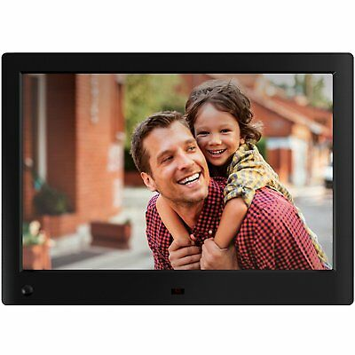 NIX Advance - 10 inch Widescreen Digital Photo & HD Video 720p Frame, With Mot