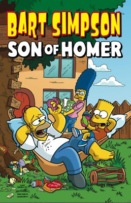 Bart Simpson: Son of Homer, Matt Groening, Good Condition Book, ISBN 97818485622