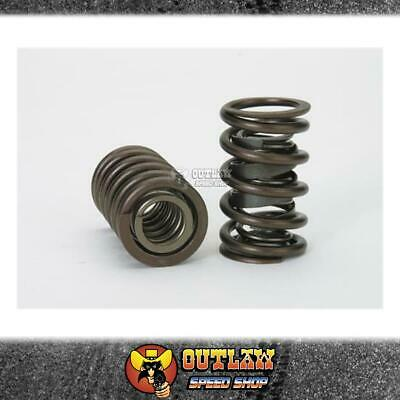 "Crane Cams Valve Springs Dual With Damper 1.437"" Set 16 Ford/chev - Cr96873-16"