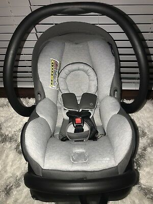 100% Authentic Maxi-Cosi Mico Max 30 Infant Car Seat- Loyal grey