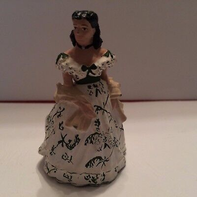 Victorian figurine - Small cast lead - Niena - Made in Russia
