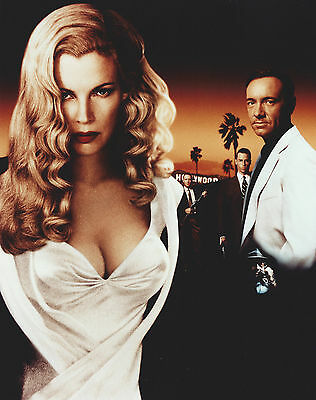 Kim Basinger Lynn L.a. Confidential 8 X 10 Photo With Ultra Pro Toploader