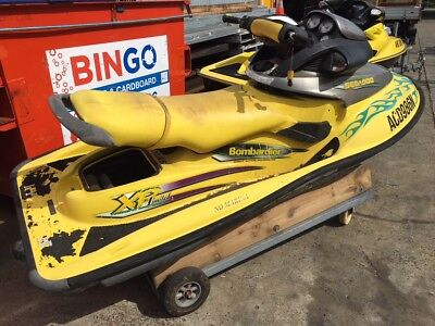 1998 SeaDoo xp Jetski wave runner Sold as is no reserve Project/Parts
