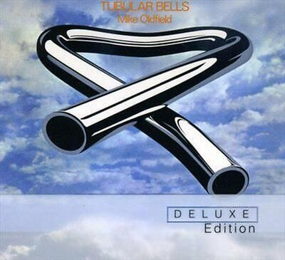 Tubular Bells (Deluxe Edition) - Mike Oldfield Compact Disc Free Shipping!