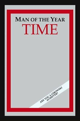 """The Big Lebowski - Time: Man Of The Year Bar Mirror Size: 9"""" x 12"""""""