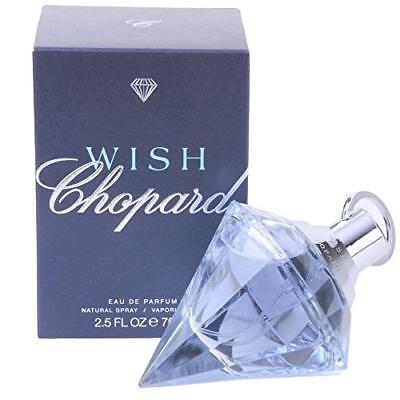 Chopard Wish Femmewoman De Parfum Spray Eau Woman 75ml Mleur Florals Duft Blitzv