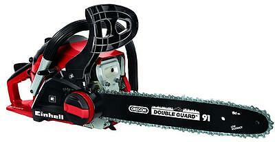 EINHELL Chainsaw Gardening Wood Cutting Chain Saw Motorsaw 41CC Petrol 1.5kW New
