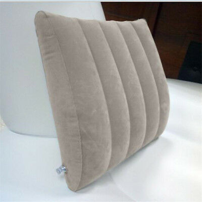 Sonicee Lumbar Support Pillow Air Waist Support Cushion for Back Pain Relief IW