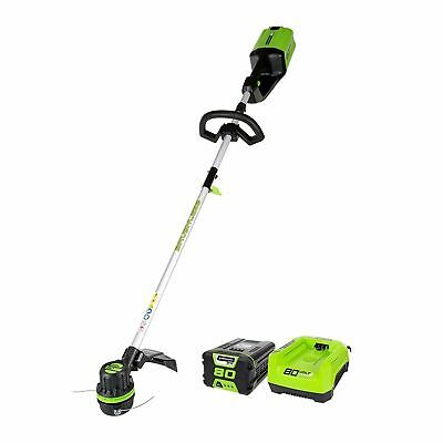 GreenWorks Pro ST80L210 80V 16-Inch Cordless 2Ah Battery Charger not included