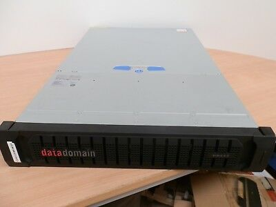 Data Domain DD660, Hard Drive Storage Unit, Xeon 2.50Ghz Quad Core, 12x 1TB HD