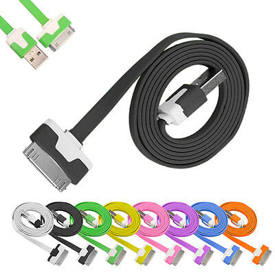 USB Sync Data Charging Fast Charger Cable Cord for iPhone 4 4S ipod 4G 4th Gen
